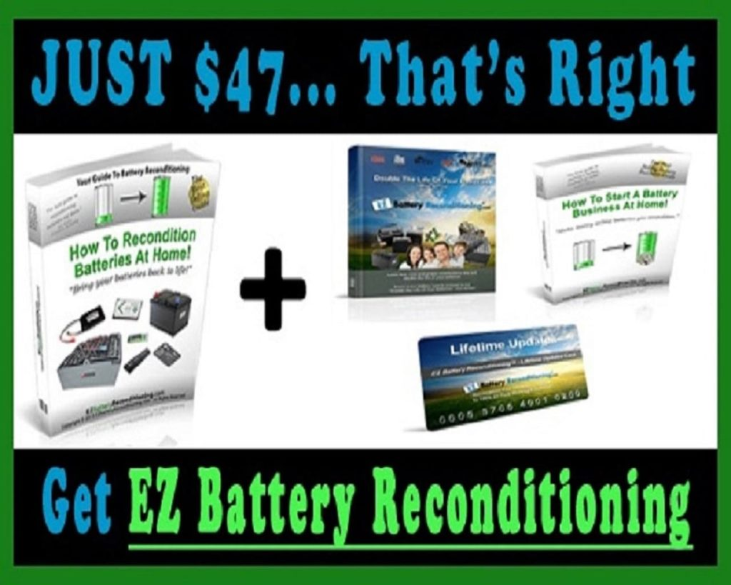 Why Ez Battery Reconditioning Is The Only Skill You Really Need Worldwide Shopping Store A Trusted Virtual Shopping Store