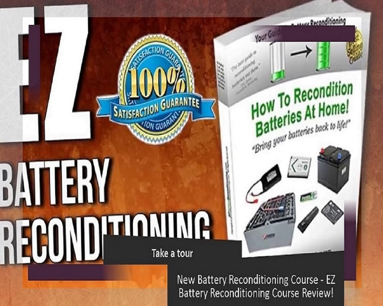 Why Ez Battery Reconditioning Is The Only Skill You Really Need?