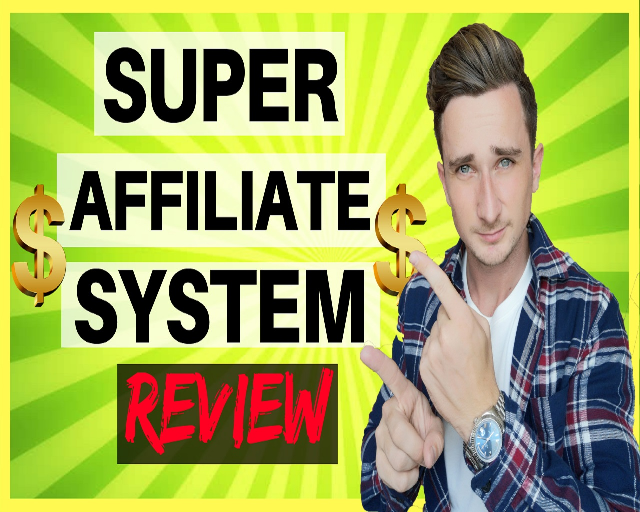 THE SUPER AFFILIATE SYSTEM, Really  A Way To Quick Success